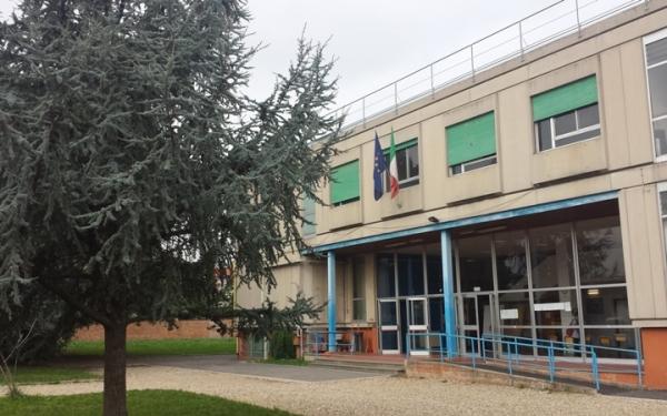 Ingresso scuola secondaria di primo grado Zipoli